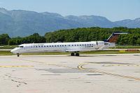 D-ACNV - CRJ9 - Lufthansa