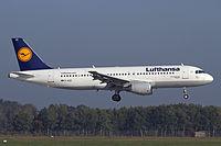 D-AIZC - A320 - Lufthansa