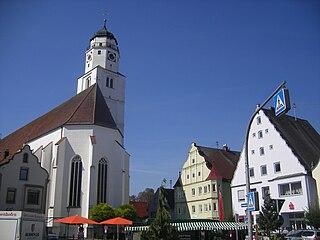 Хёхштедт-ан-дер-Донау,  Бавария, Германия