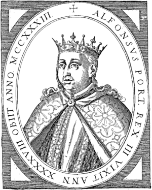 Afonso II of Portugal - A 17th century depiction of Afonso.