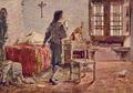 D. Afonso VI Preso em Sintra (Roque Gameiro, Quadros da História de Portugal, 1917).png