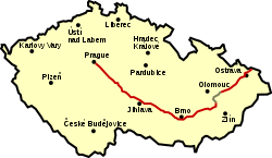 D1 Highway (Czech Republic).svg
