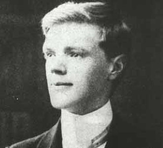 D. H. Lawrence - Lawrence at age 21 in 1906