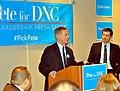 DNC Winter Meet 0069 Howard Dean + Pete Buttigieg (32330888174).jpg