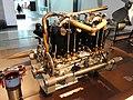 Daimler-Motoren LZ 6 motor - Zeppelin Museum Friedrichshafen - DSC06825.jpg