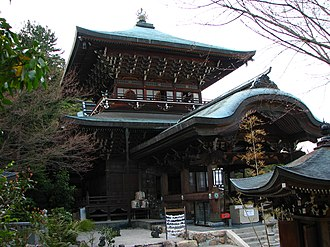 Daishō-in - Maniden Hall