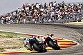 Dani Pedrosa and Valentino Rossi 2015 Aragón 2.jpeg