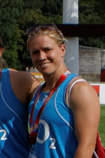 Danielle Waterman Rugby player