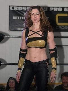 Danyah Canadian professional wrestler