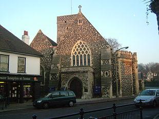 Holy Trinity Church, Dartford High Street
