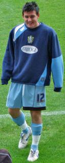 David Buchanan (footballer, born 1986) English footballer