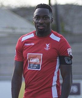 David Ijaha English footballer
