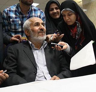 Davoud Ahmadinejad Iranian politician