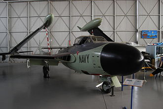 South Australian Aviation Museum - Sea Venom (WZ931) at the South Australian Aviation Museum, Port Adelaide