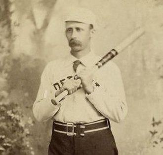 1887 Detroit Wolverines season - Deacon White