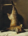 Dead Fox (Frants Diderik Böe) - Nationalmuseum - 18260.tif