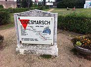 Death March Memorial Plaque, Oranienburg