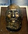 Deathmask - James A Garfield National Historic Site (34765849711).jpg