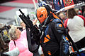 Deathstroke cosplayer (23597208595).jpg