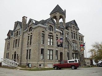 Administration Building, Decatur Baptist College - Image: Decatur Baptist College 1