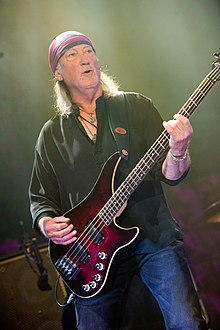 Deep Purple - inFinite - The Long Goodbye Tour - Barclaycard Arena Hamburg 2017 36.jpg