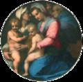 Del Sarto - Vierge à l'enfant, INV 714.png