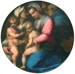 Madonna and Child with St. Elisabeth and the Infant St. John