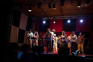 Del Arno Band band