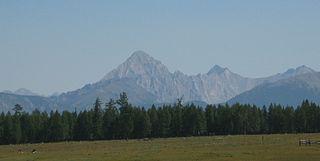 Khoridol Saridag mountains