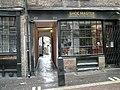 Delightful alleyway running off Bedfordbury - geograph.org.uk - 1023961.jpg