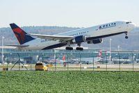 N1201P - B763 - Delta Air Lines