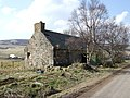 Derelict cottage by Auchmair - geograph.org.uk - 381401.jpg