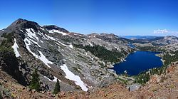 Desolation Wilderness Dick's Pass Pano 2 - Flickr - Joe Parks.jpg