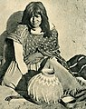 Detail, Indian woman at work in 1904- Brück & Sohn Kunstverlag (cropped).jpg