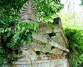 Detail hrobky, cintorín sv. Rozálie Košice, Slovensko.jpg