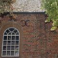 Detail noordgevel, venster en muuranker - Meedhuizen - 20372736 - RCE.jpg