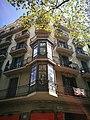 Detall de façana del 426 de la Gran Via de Barcelona.jpg