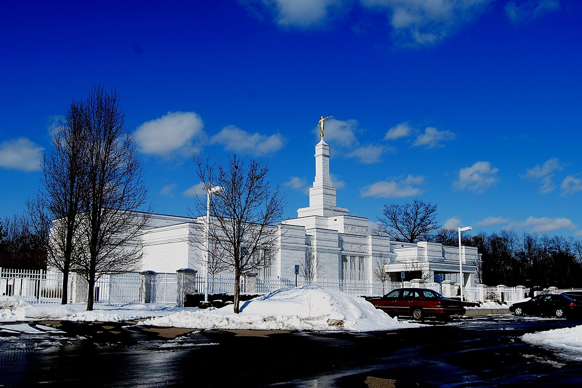 Detroit Michigan Temple Wikipedia