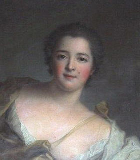 Diane Adélaïde de Mailly Mistress of Louis XV