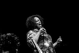 Dianne Reeves American jazz singer