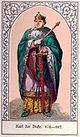 Die deutschen Kaiser Karl der Dicke
