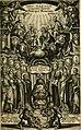Dies natalis serenissimi infantis et principis Boiorum, Maximiliana Emanuelis favoribus sanctorum, heroum crepundiis, et votis Patrum S.I. coronatus - in solemnibus baptismalibus (1662) (14747197272).jpg