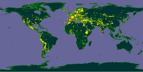 Digitalis distrbution global.png