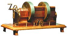 Nyos jedlik wikipedia the free encyclopedia for Who invented the electric motor in 1873