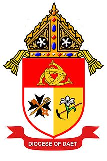 Roman Catholic Diocese of Daet diocese of the Catholic Church in the Philippines