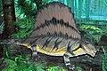 Diorama of a Permian forest floor - Dimetrodon 1 (43884793680).jpg