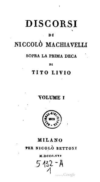 File:Discorsi sulla Prima Deca di Tito Livio.djvu