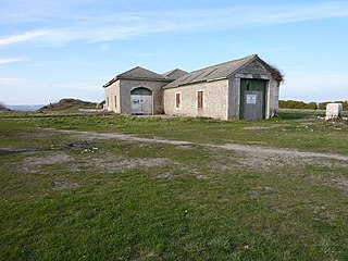 The Old Engine Shed, Portland Portland, Weymouth and Portland, Dorset, DT5