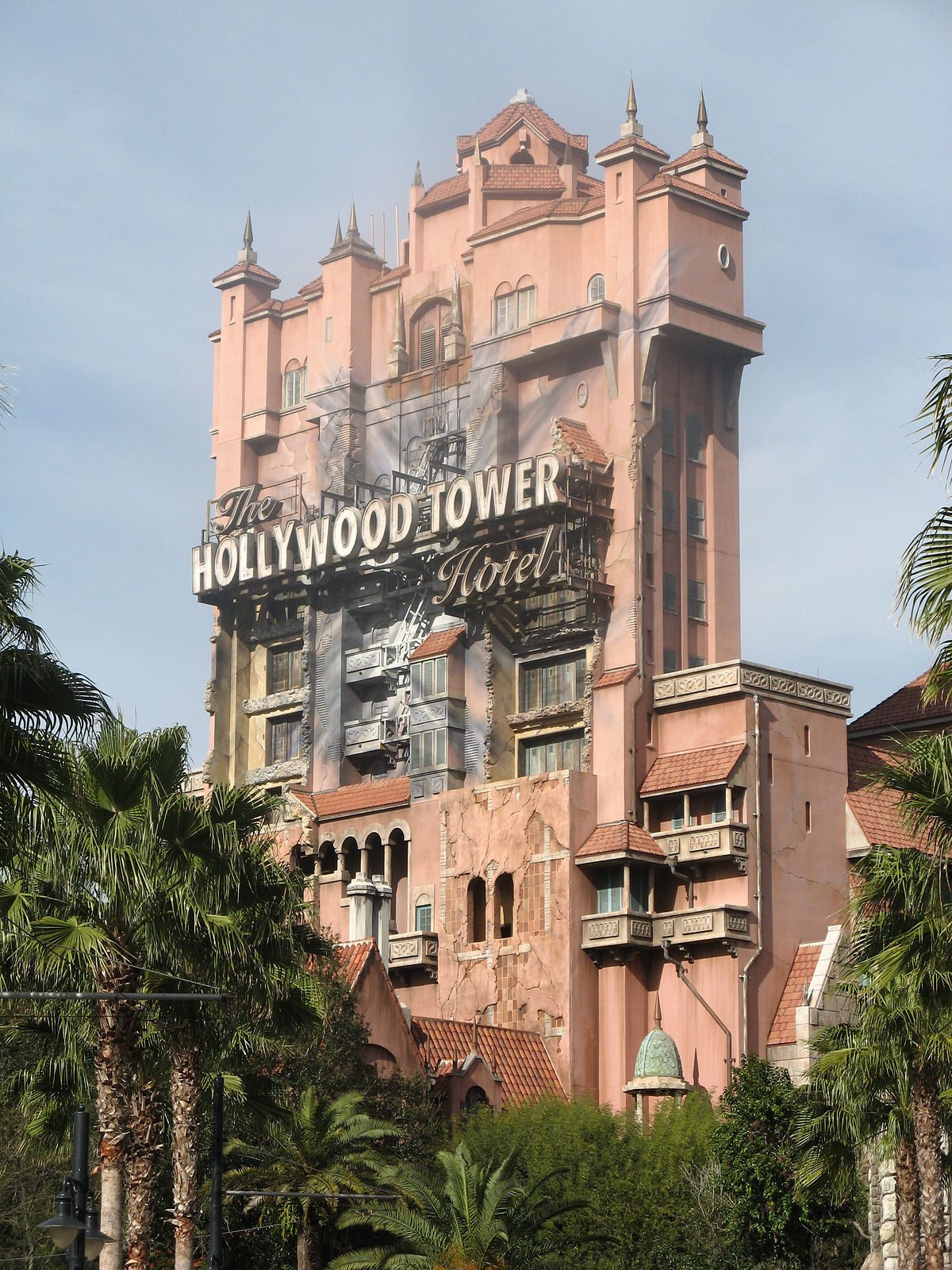 The Twilight Zone Tower of Terror - Simple English ...
