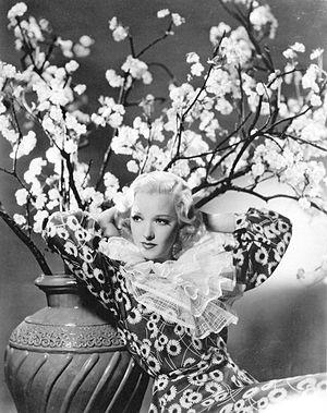 Dixie Lee - Lee in 1935